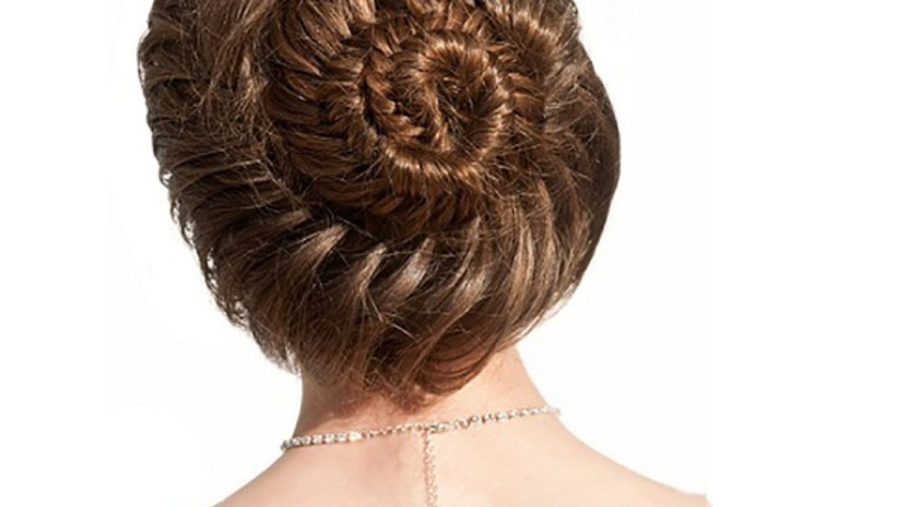 7 Best Bridal Bun Hairstyles Styles At Life