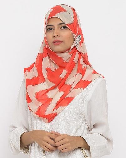 Bright Colour Hijab Scarf