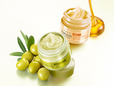 Butter, Honey and Olive Oil Mask