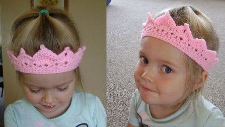 Crown Crochet Headbands