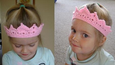 Crown Crochet Headbands