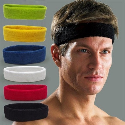 Casual Fashionable Men's Sports Headbands