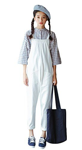 Casual Overalls for Juniors