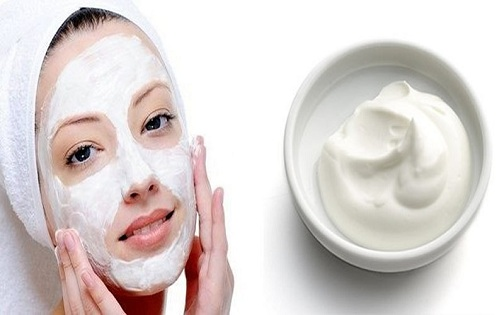 yeast face mask