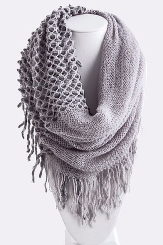 Cool and Trendy Short Scarves