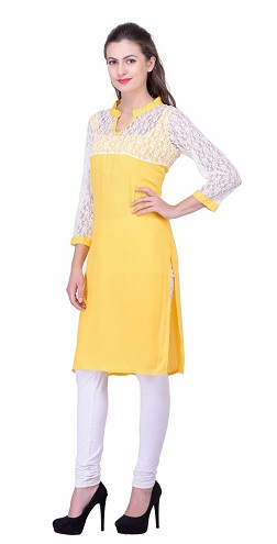 25 Latest And Stylish Fancy Kurti Designs For Women Styles At Life