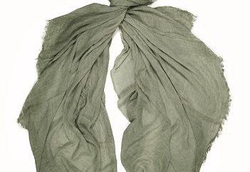 long scarf