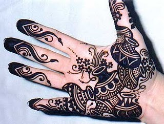 Mehndi Patterns What Are They : 9 beautiful african mehndi designs with pictures styles at life