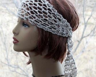 Dread lock Crochet Headbands