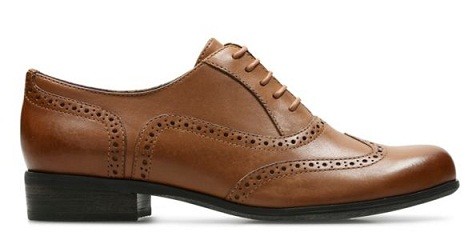 Dark Tan Brogue