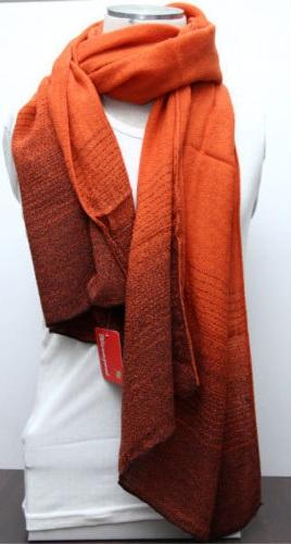 Designer Wool Scarf
