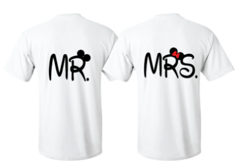 Disney Couple T-Shirt