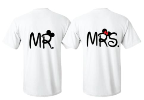Disney Couple T-Shirt