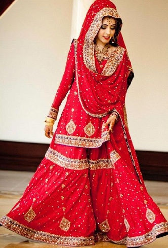Dupatta Type Head Covering Style