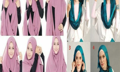 Hijab Styles for School