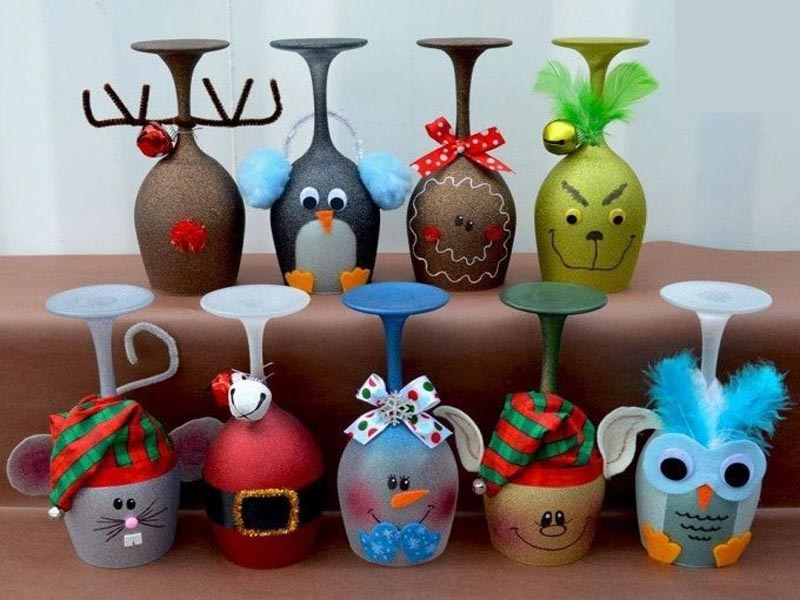 Easy Holiday Crafts For Kids And Adults