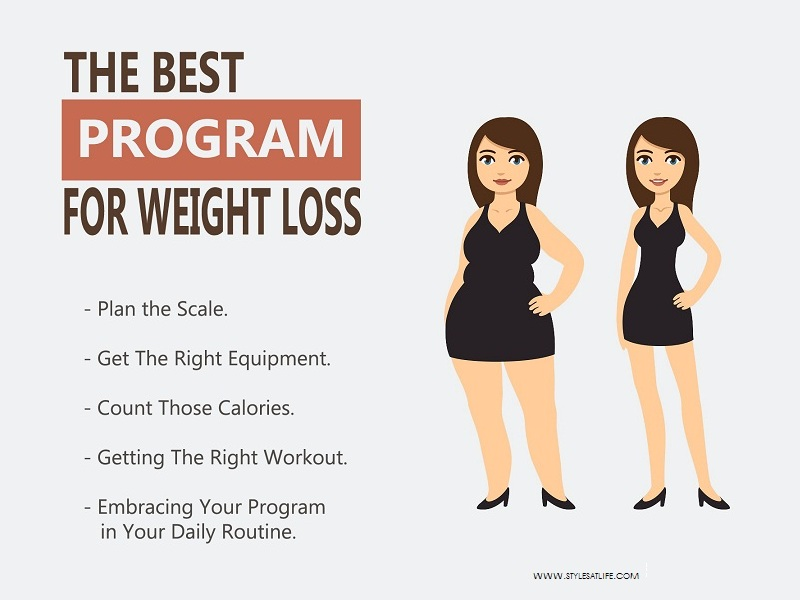 Effective Weight Loss Program