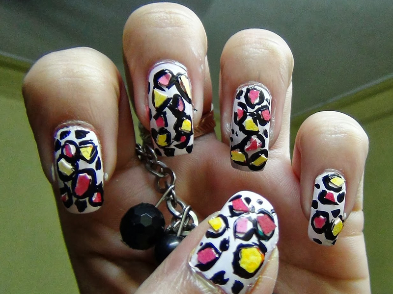 9 Easy Egg Shell Nail Art Designs With Pictures Styles At Life