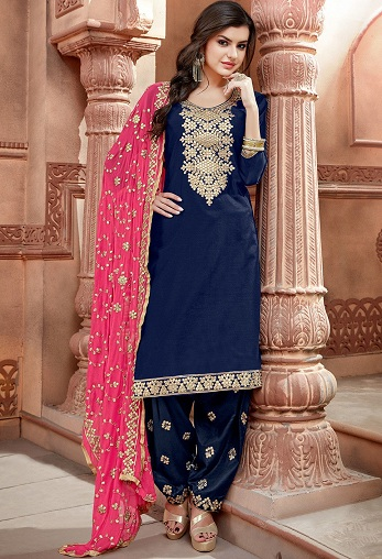 Embroidered Salwar Suits Top 15 Designs With Expert Style Tips