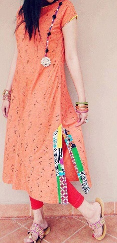 Ethnic Branded Tunic Kurtis