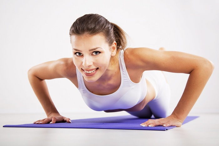 Exercises To Reduce Breast Size