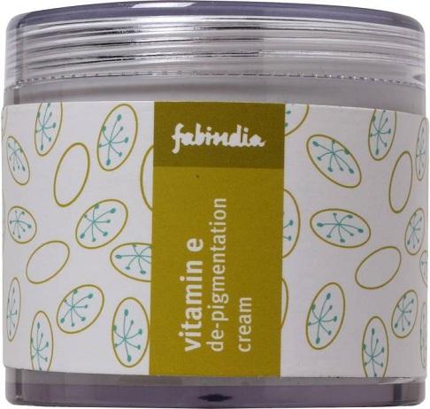 Fab India- Vitamin E de Pigmentation Cream