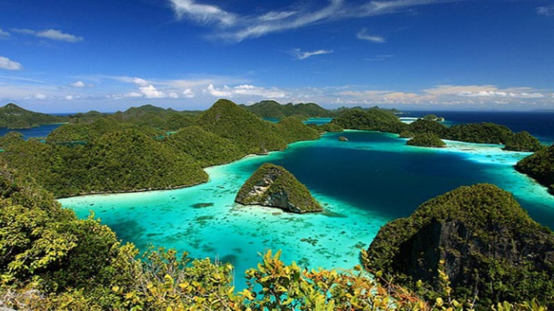 Famous Indonesia Tourist Places to Visit