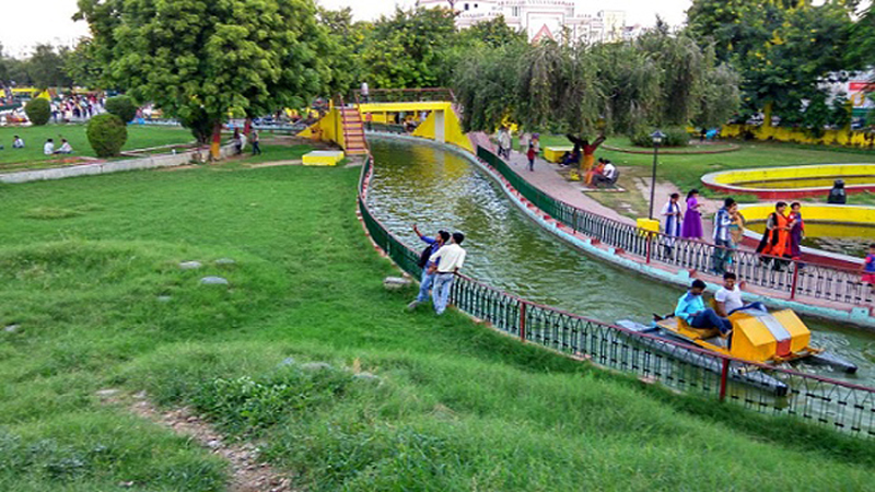 Parks in Lucknow