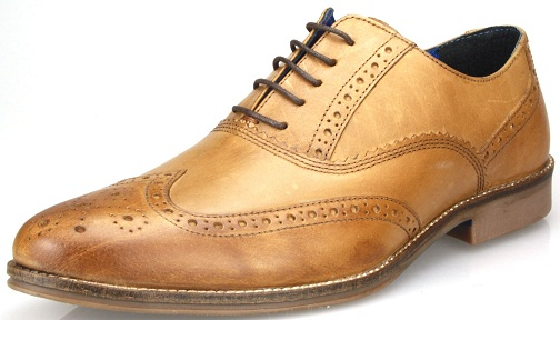 Formal Brown Brogue