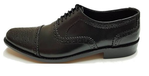 Formal Leather Men's Oxford Brogues