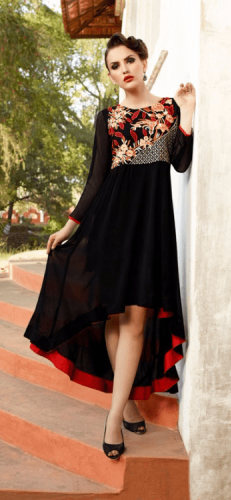 15 Different Western Kurti Designs Collection For Women