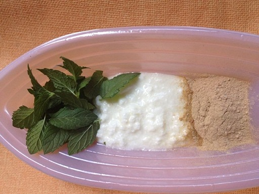 Fuller's Earth, Yogurt and Mint