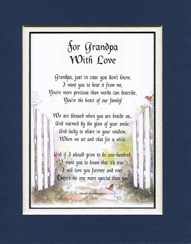 Grandpa Poems And Quotes. QuotesGram