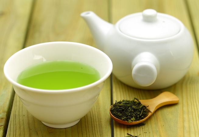 Green Tea To Decrease Breast Size
