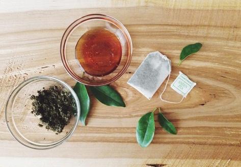 Green Tea Honey Face Mask