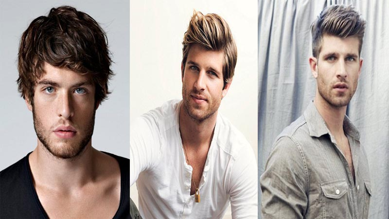 hairstyles for men with long faces