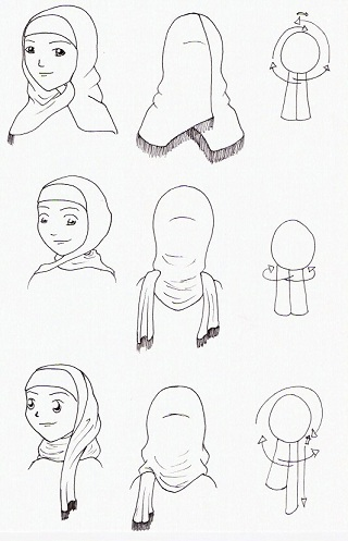 Hijab Wear