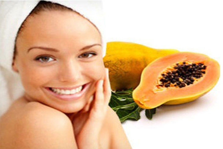 Homemade Papaya Face Packs