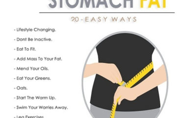 How To Reduce Stomach Fat