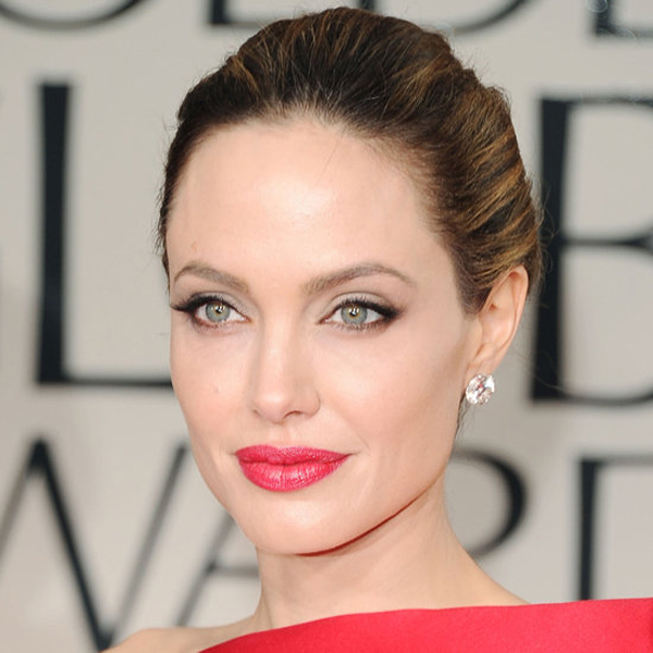 How to Do Angelina Jolie Eye Makeup