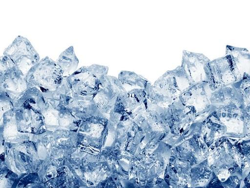 Ice for nose bleeding