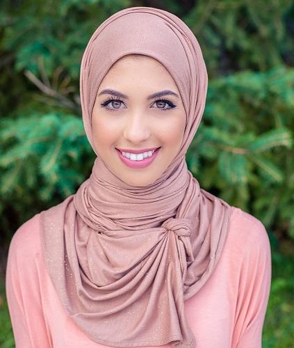 Jersey Hijab Scarf