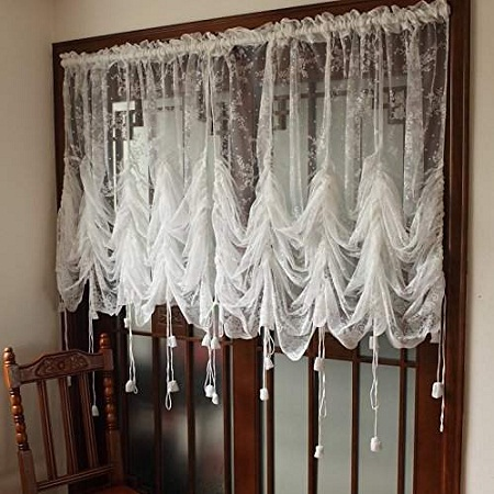 9 Beautiful And Stylish Lace Curtain Designs Styles At Life