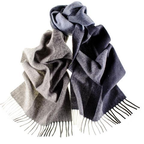 Large Wool Scarf