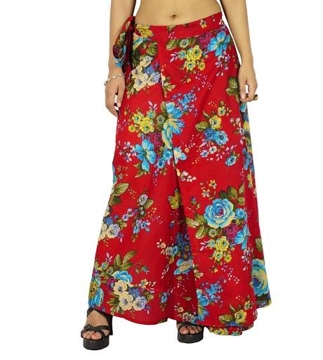 Long Sarong Skirt