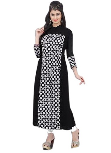 Long Branded Kurtis