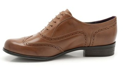 Long Route Tan Brogue