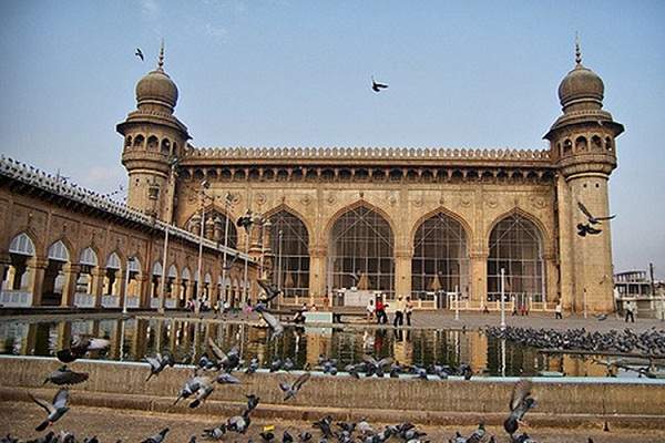 mosques in india