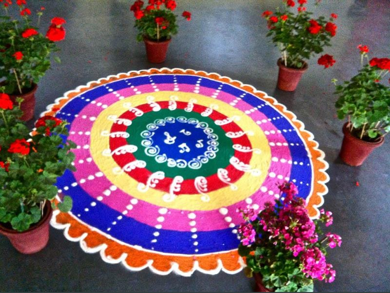 Marathi Rangoli Designs With Pictures