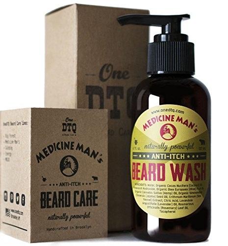 Medicinal Beard Shampoo